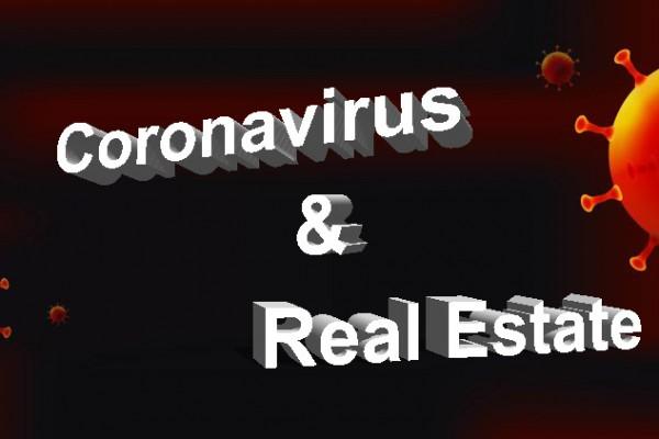 Corona virus ( Korona virus ) COVID-19 i stanje tržišta nekretnina