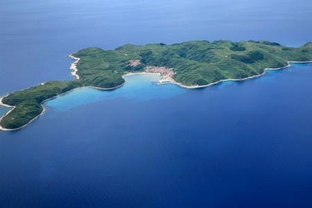 Jedinstveni otok Susak - kuća katnica na tri etaže