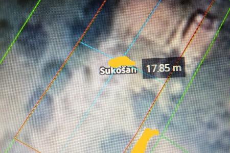 Građevinsko zemljište - Sukošan - 792m2