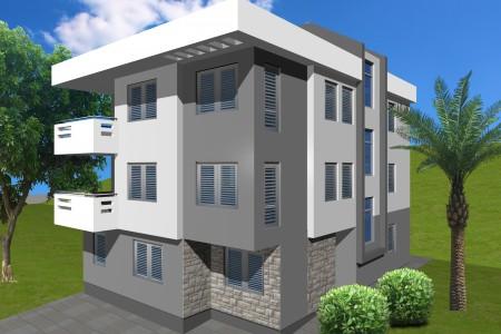 Novogradnja - Plovanija - stanovi od 94m2 do 115m2