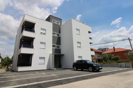 Zadar Stanovi - Novogradnja - 1.kat - Dvosoban 58,16m2, spremište, parking