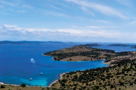 Are you ready for a piece of paradise? National park Kornati - Island Žut