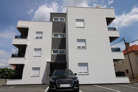 Zadar Stanovi - Novogradnja - Zgrada sa 9 stanova od 40m2 - 69m2