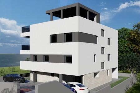 KOŽINO - TOP NOVOGRADNJA - 105,50m2 - Vrt, terase, 2 parkinga....
